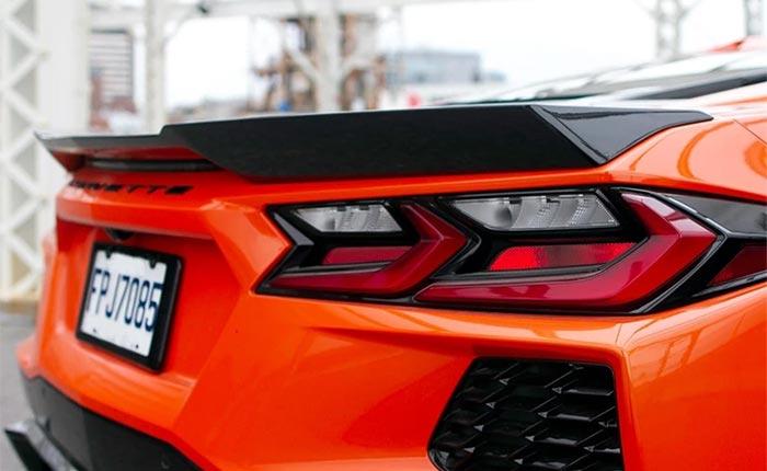 ACS Composite Introduces a New Speedtail Spoiler for the C8 Corvette