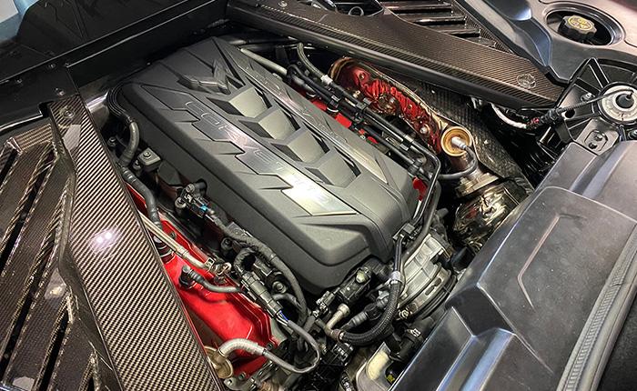 Corvette Chief Engineer Tadge Juechter on the 2022 Corvette LT2 Engine Updates