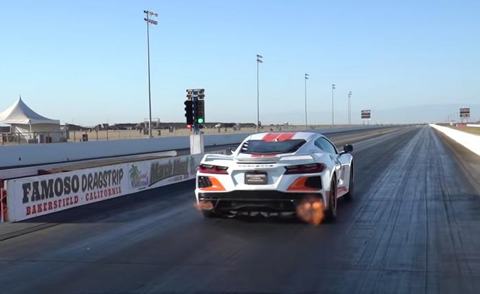 [VIDEO] Bad News for Emelia Hartford and Her Twin-Turbo C8 Corvette Named Phoenix