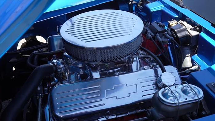 [VIDEO] Garage-Built 1968 Corvette 427 Restomod is a Real Stunner