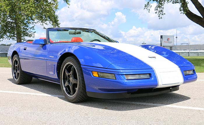 [VIDEO] Learn About All the Special Editions on the C4 Corvette