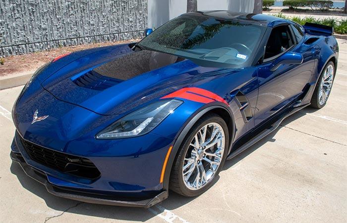 2017 Corvette Grand Sport Coupe with Z07