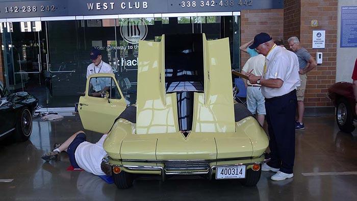 [PICS] The 2021 Bloomington Gold Corvette Show