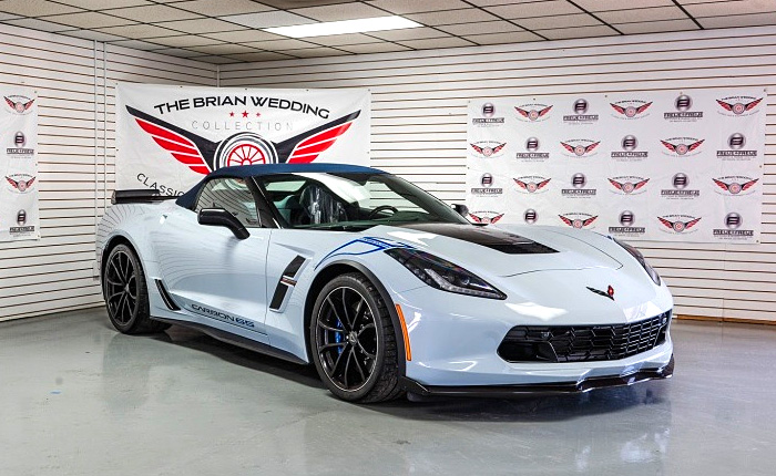 2018 Grand Sport Carbon 65 Convertible