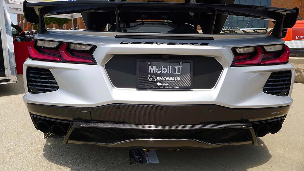 [PICS] Nowicki Autosport Debuts their new Concept8 Corvette at Bloomington Gold