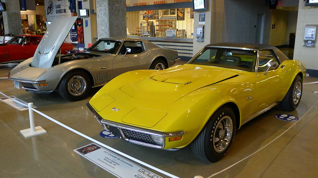 Bloomington Gold's 2021 Gold Collection Salutes the LS6 Corvette