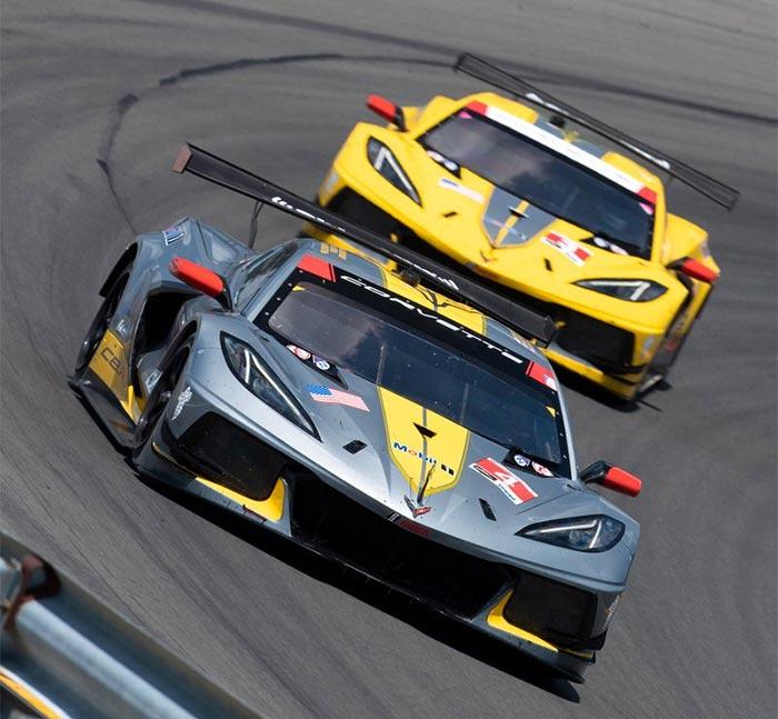 Corvette Racing at Watkins Glen: Hard-Fought Win for Garcia, Taylor