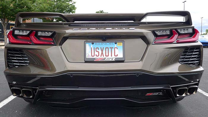[PICS] The Corvette Vanity Plates of Bloomington Gold Indy