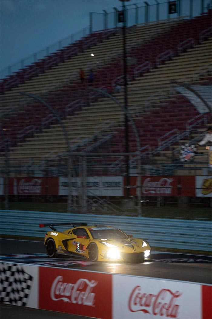 Corvette Racing at Watkins Glen: Garcia, Taylor Take Glen Sweep