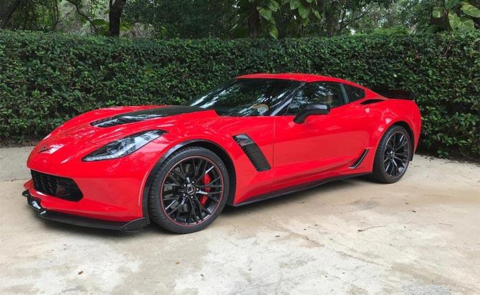 Does a Corvette's Paint Color Affect its Value?