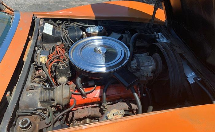 Corvettes for Sale: 1972 Corvette with 26K Miles