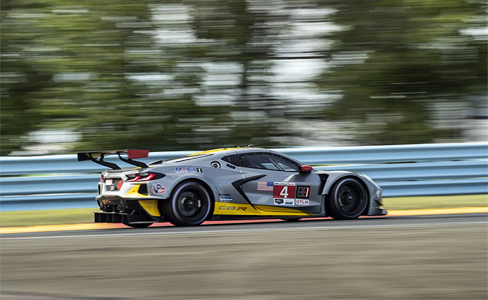 Laura Klauser Offers Update on the Corvette C8.Rs Conversion to GT3 Specs for 2022
