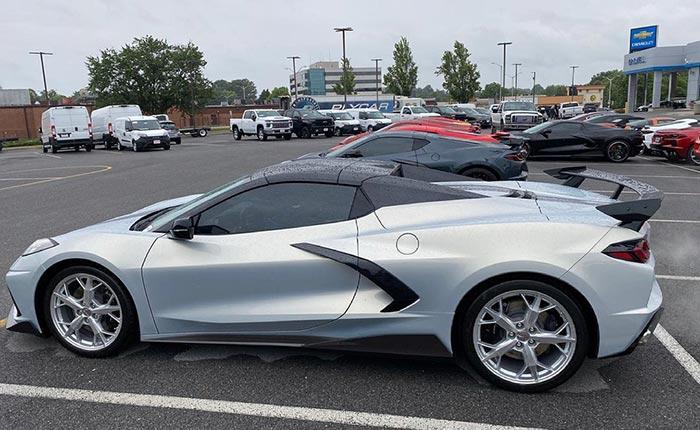 Download the 2022 Corvette Price Sheet