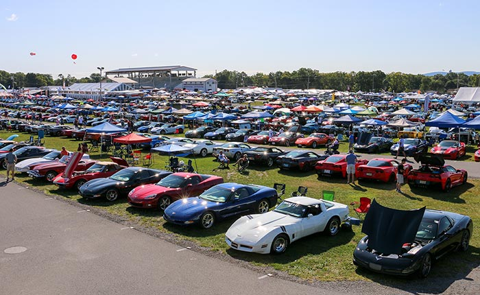 Celebrate Corvettes of all Colors and Generations at the 2021 Corvettes At Carlisle Show