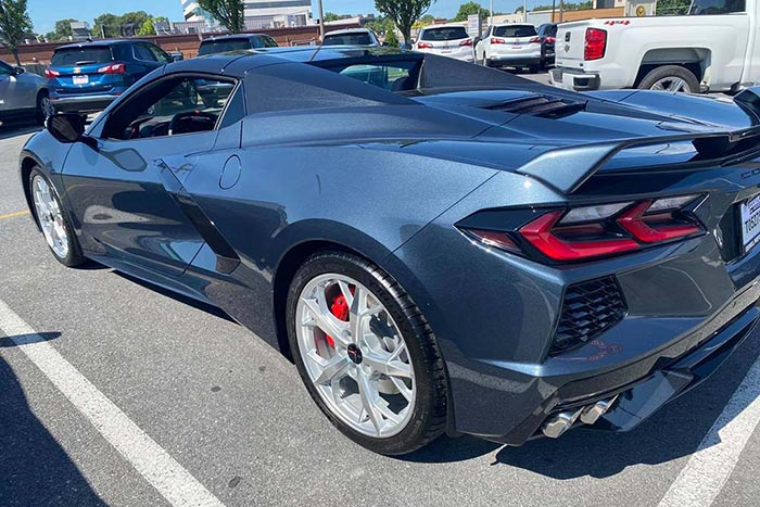 Corvette Delivery Dispatch with National Corvette Seller Mike Furman for July 11th