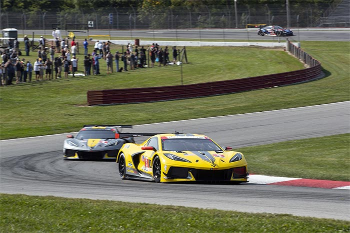 Corvette Racing's Drivers on Racing Each Other for the GTLM Championship