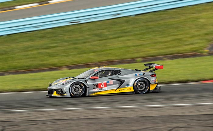 Corvette Racing at Lime Rock: C8.R Goes Short-Track Racing