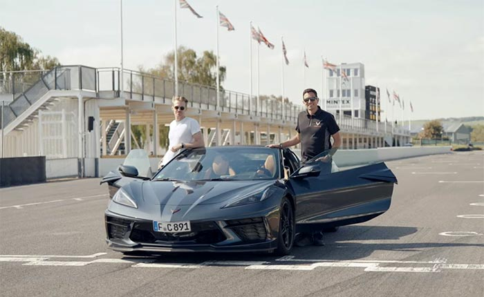 [VIDEO] Oliver Gavin Drives the Euro-Spec C8 Corvette Stingray