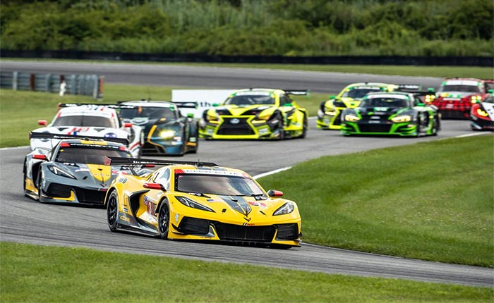 Corvette Racing at Lime Rock: Taylor, Garcia Take Overall Victory