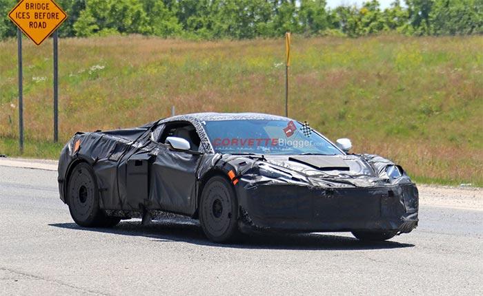 GMSV Files Trademark for Corvette Z06 in Australia