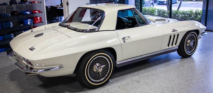 Classic Corvette Dream Giveaway