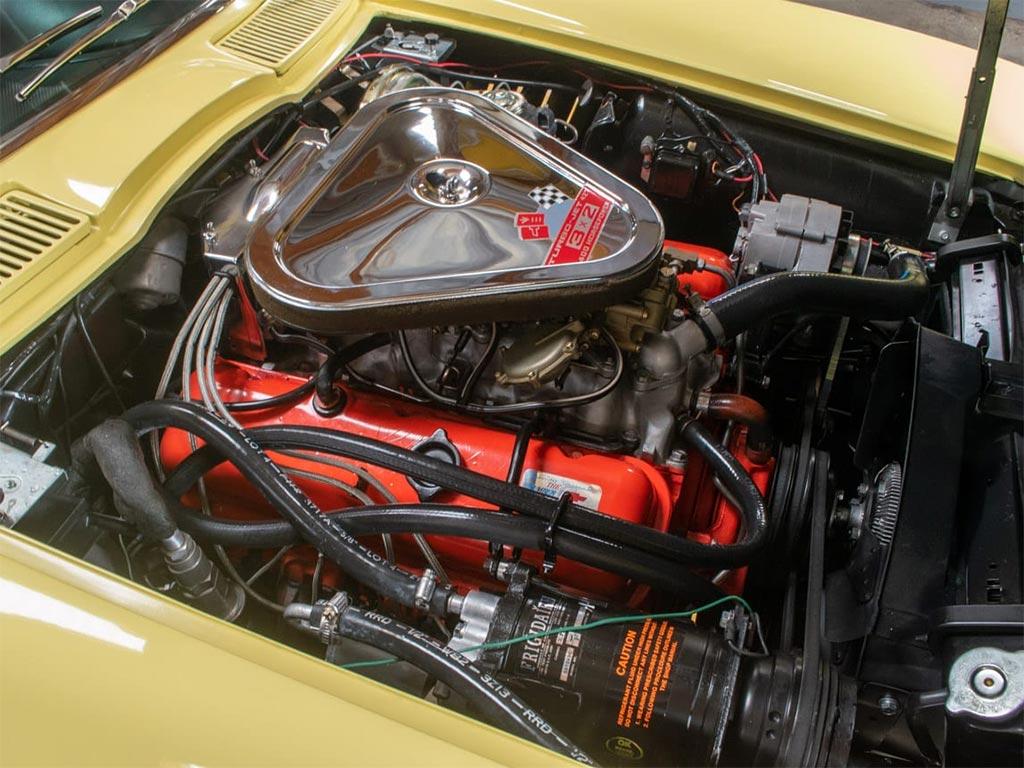 1967 Corvette 427/400 with Factory A.C.