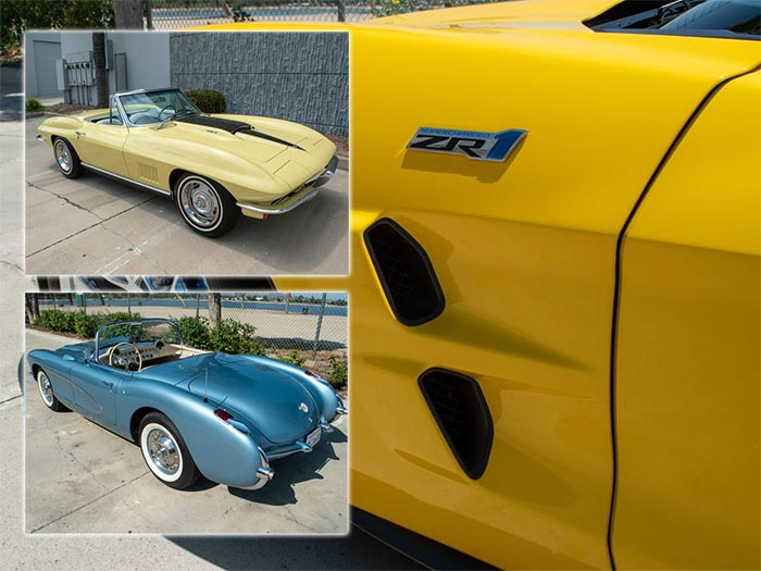 Our Three Favorite Corvettes for Sale by Corvette Mike in July