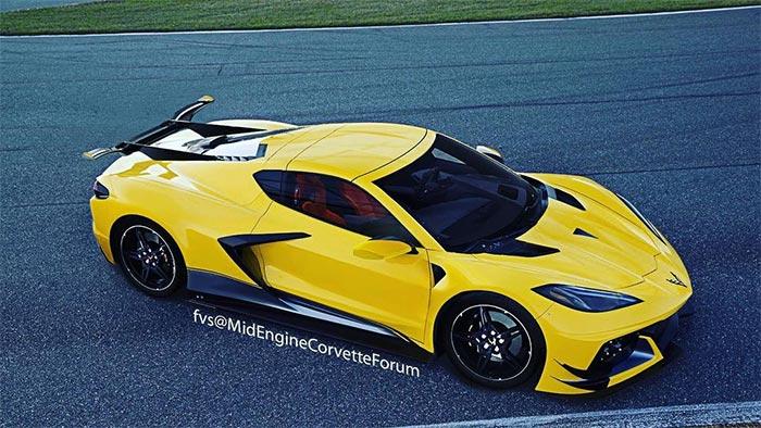 Why The 2023 Corvette Z06 Sounds Like A Ferrari