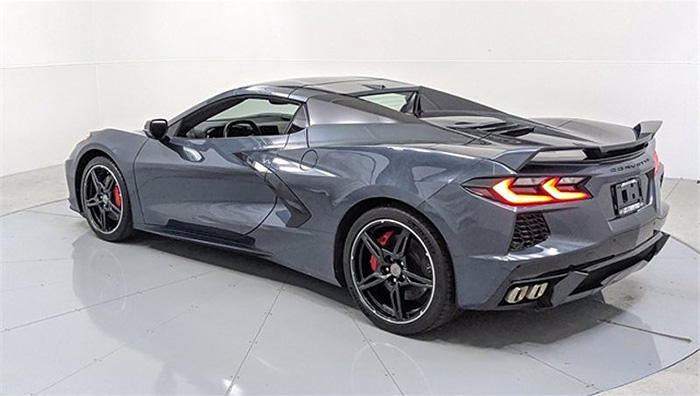 Corvettes for Sale: 2020 Corvette Stingray with 50K Miles