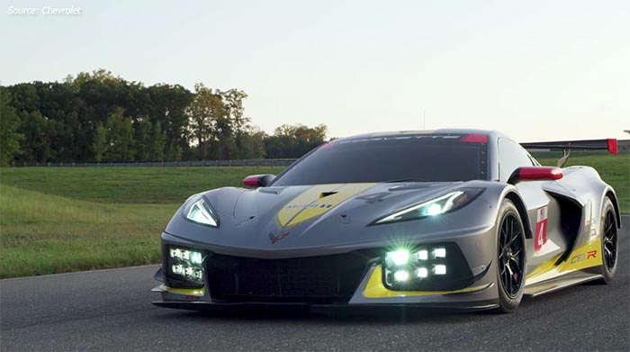 [VIDEO] Take a Deeper Dive Into Chevy's Preview of the 2023 Corvette Z06