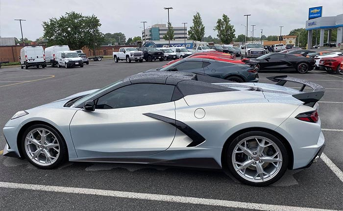 Chevy Corvette Dominates Competitors in Sales During 2nd Quarter 2021