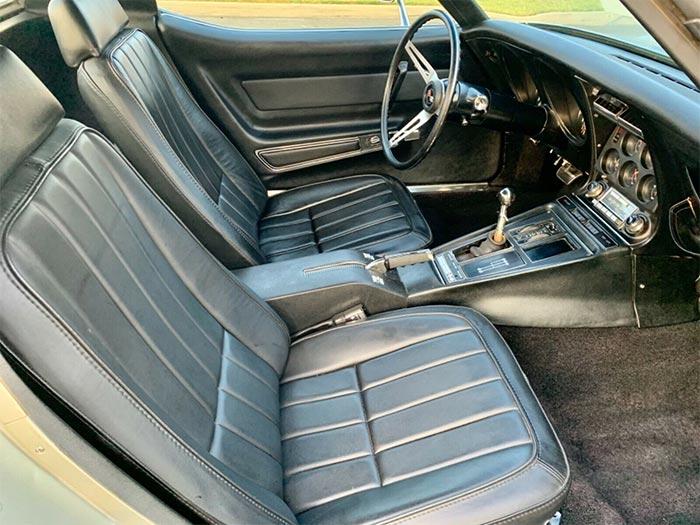 Corvettes for Sale: 1969 Corvette 427 with Air on eBay
