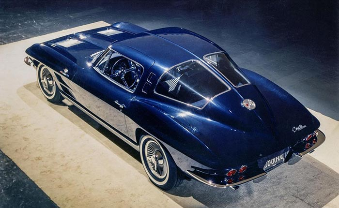 [PICS] Here's the Real Reason Why Chevy Never Built the Four-Seat 1963 Corvette