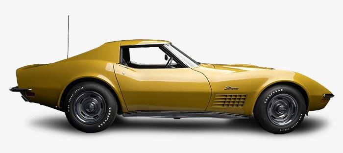 New Classic Corvette Dream Giveaway Kicks Off and You Can Win a 1971 Corvette LS6