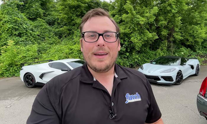 [PODCAST] Canadian Corvette Seller Morgan Crosbie is This Week's Guest on the Corvette Today Podcast
