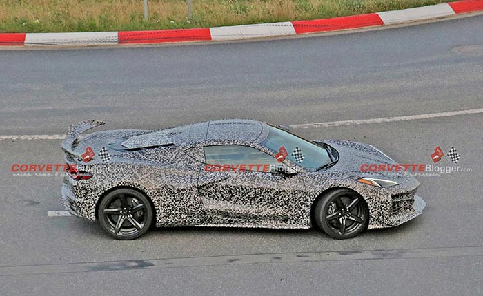 [VIDEO] Horsepower Obsessed Takes a Closer Look at these New 2023 Corvette Z06 Spy Pics