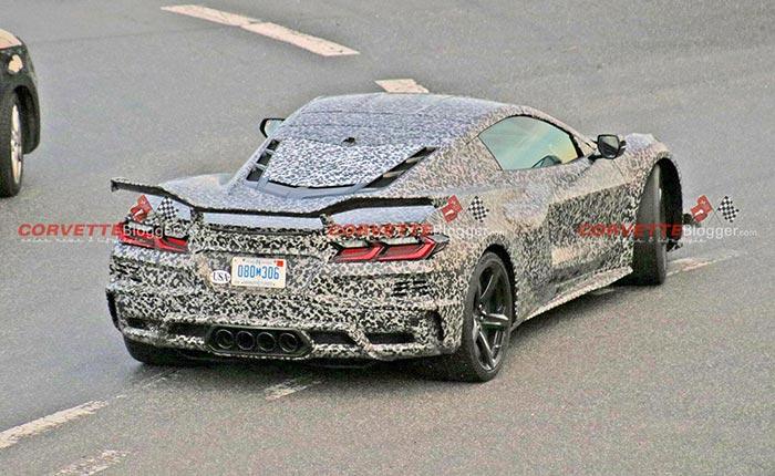 [AUDIO] Brutal-Sounding 2023 Corvette Z06 Engine Revs