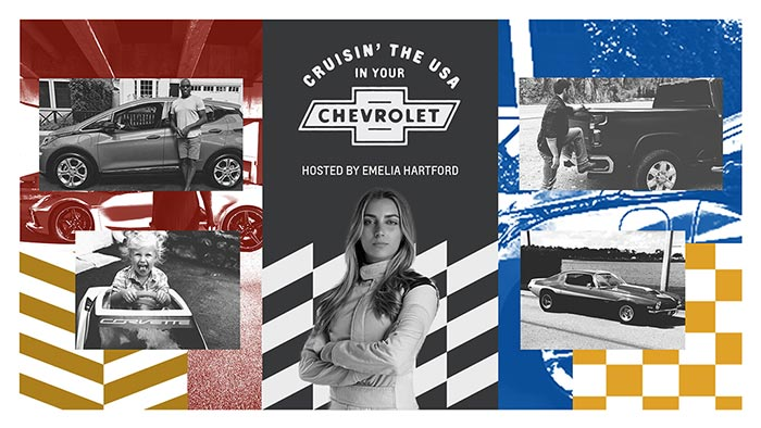 Chevrolet's Second Annual Virtual Heritage Week Fan Experience Runs Now through August 21st