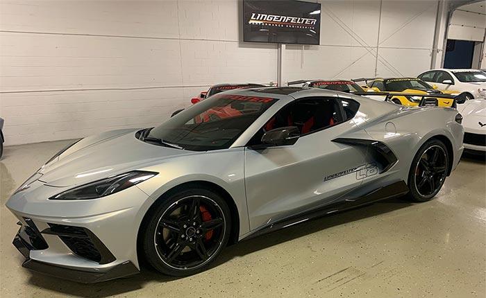 Make Your Vette Dreams Come True by Winning a C1 Restomod and C8 Corvette Stingray