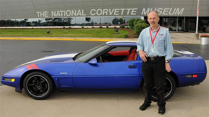 [PODCAST] Retired Corvette Engineer John Heinricy Is on the Corvette Today Podcast
