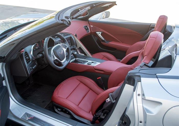 2017 Corvette Z06 convertible