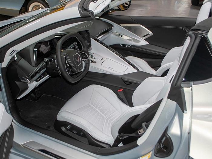 2021 Corvette Stingray Convertible