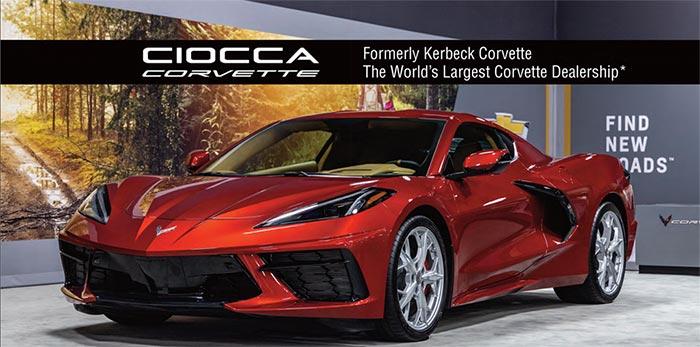 Carlisle Events Welcomes Ciocca Corvette of Atlantic City to Corvettes at Carlisle