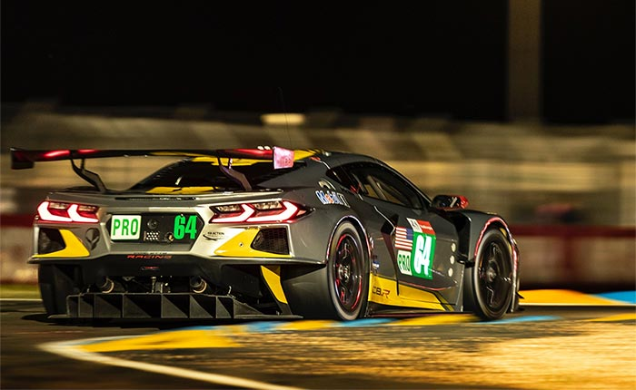 Corvette Racing Included in a Balance of Performance Update Ahead of 24-Hour Race
