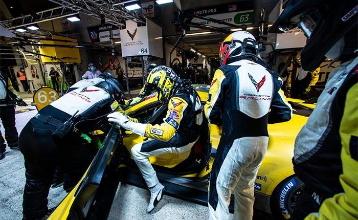 Corvette Racing at Le Mans: 18-Hour Report