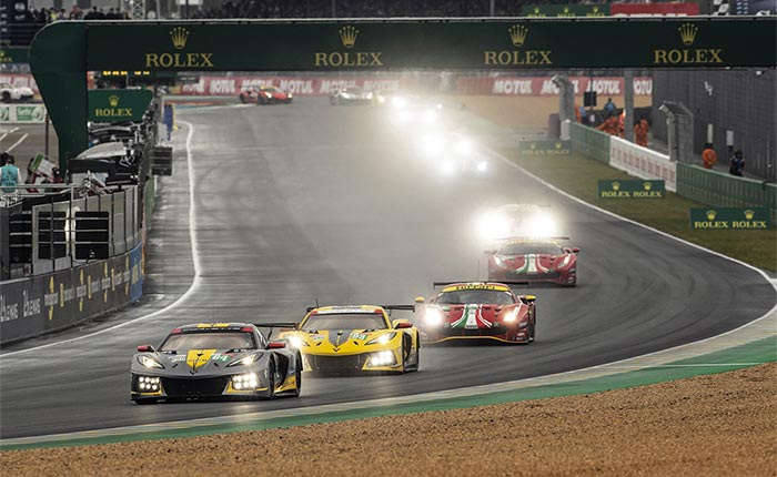 The ACO Just Blew Up Corvette Racing's Future Le Mans Racing Plans