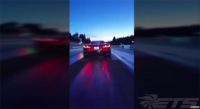 [VIDEO] Extreme Turbo Systems Shatters C8 Corvette World Record With a 9.05 at 159 MPH