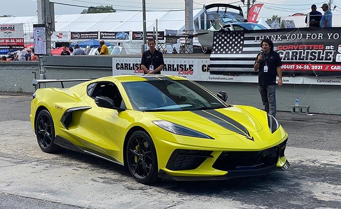 [VIDEO] The 2022 Corvette Presentation from Corvettes at Carlisle
