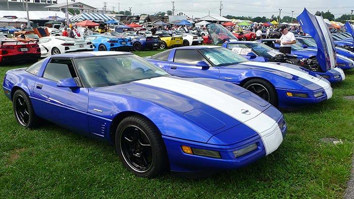 [PICS] The 25th Anniversary Grand Sport Reunion at Corvettes at Carlisle