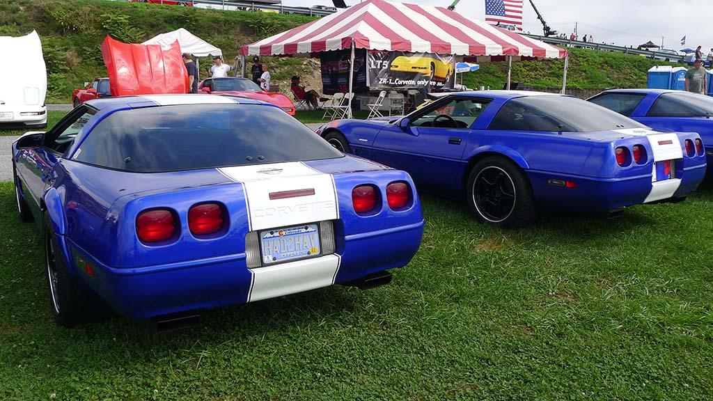 The 25th Anniversary Grand Sport Reunion at Corvettes at Carlisle